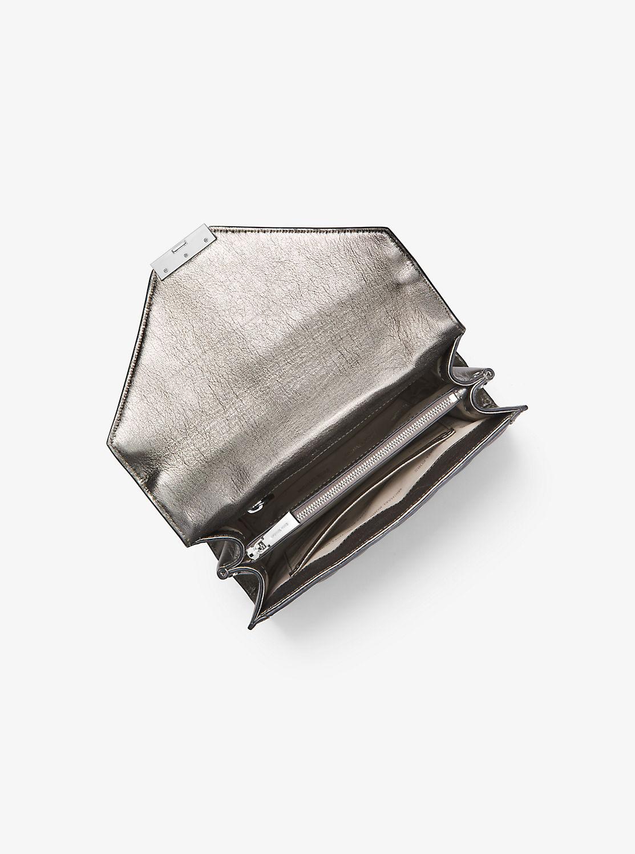 WHITNEY ラージ ショルダー - キルテッドレザー