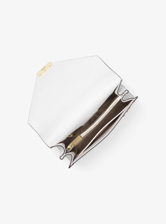 WHITNEY ラージ ショルダー - ペイズリー・グロメット