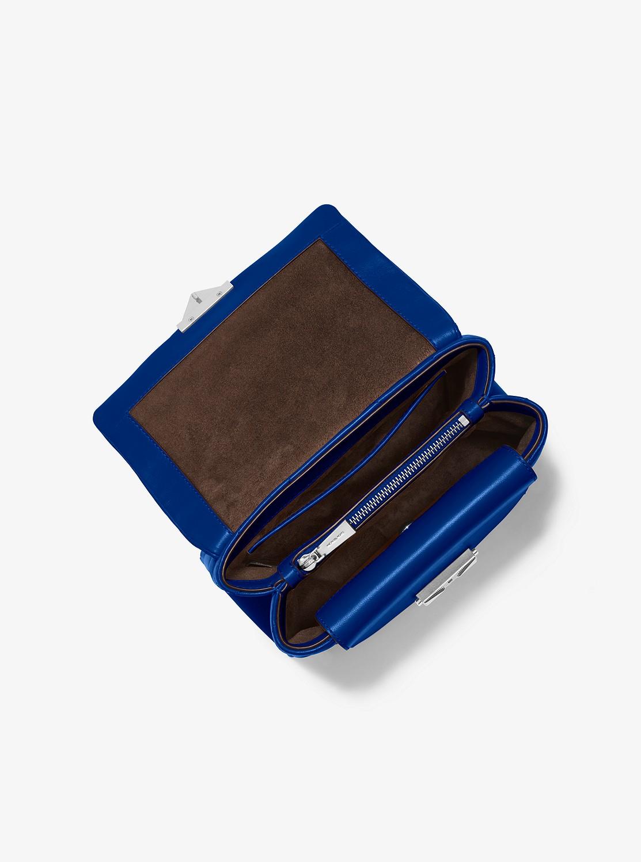 CECE ミディアム キルティングレザー コンバーチブルショルダー