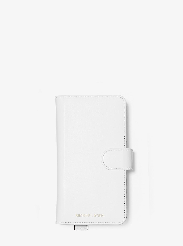 フォリオ ハンドストラップ - iPhone XS MAX