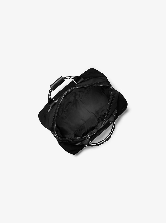 KENT ロゴ ウェブ コンバーチブル ダッフル バックパック