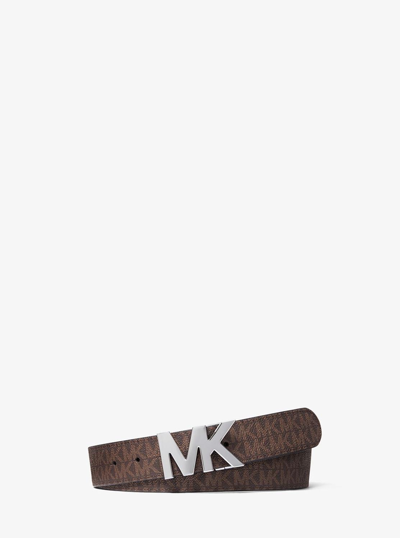 MKロゴ リバーシブルベルト 34mm