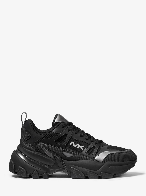NICK ブラック スニーカー