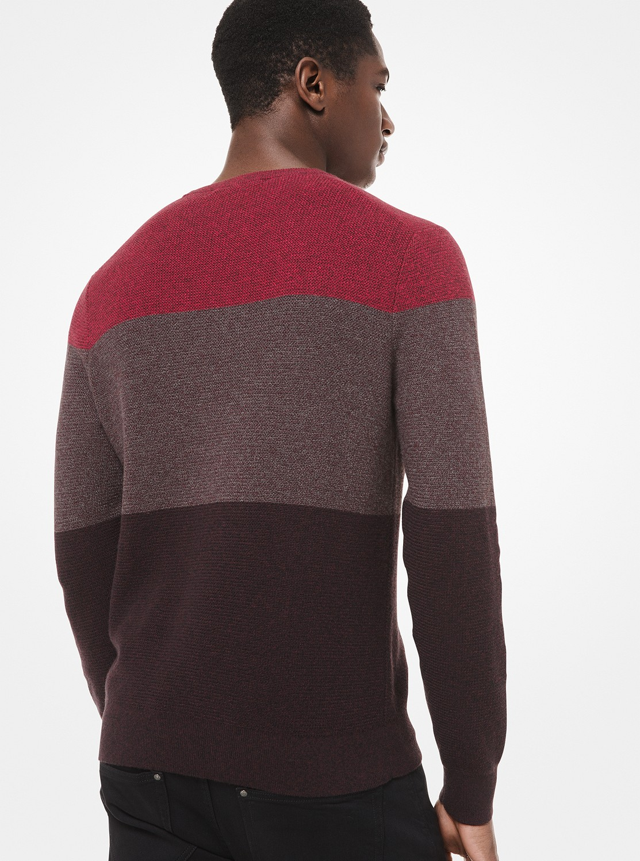 MOULINEX NOVELTY マルチカラーセーター