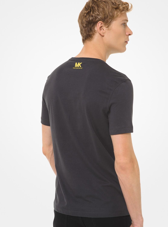MK プリント Tシャツ