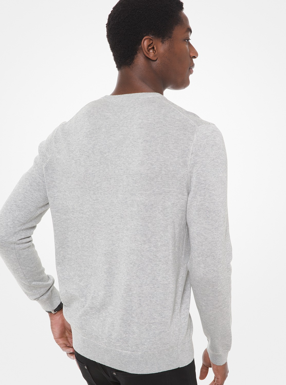 3D KORSロゴ セーター