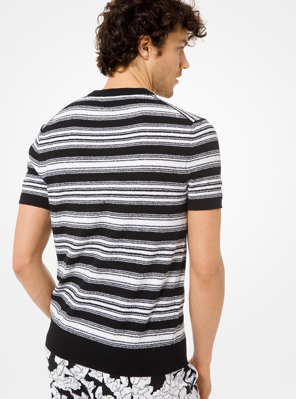 ブークレ ストライプ Tシャツ