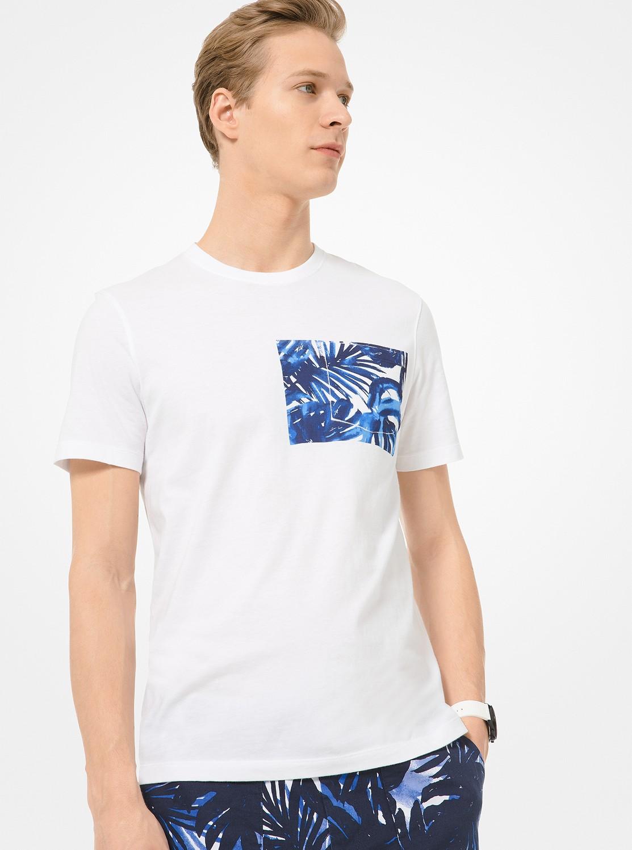ポケット グラフィック Tシャツ