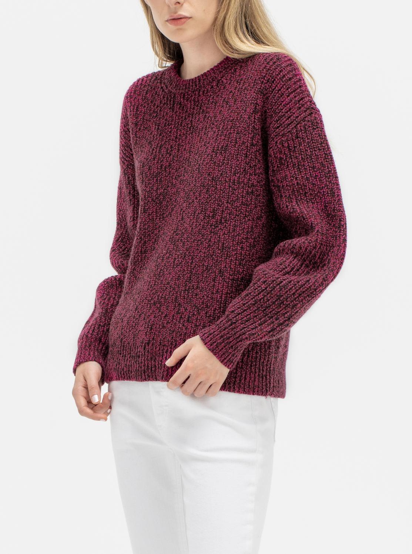 マルチカラー マールド セーター