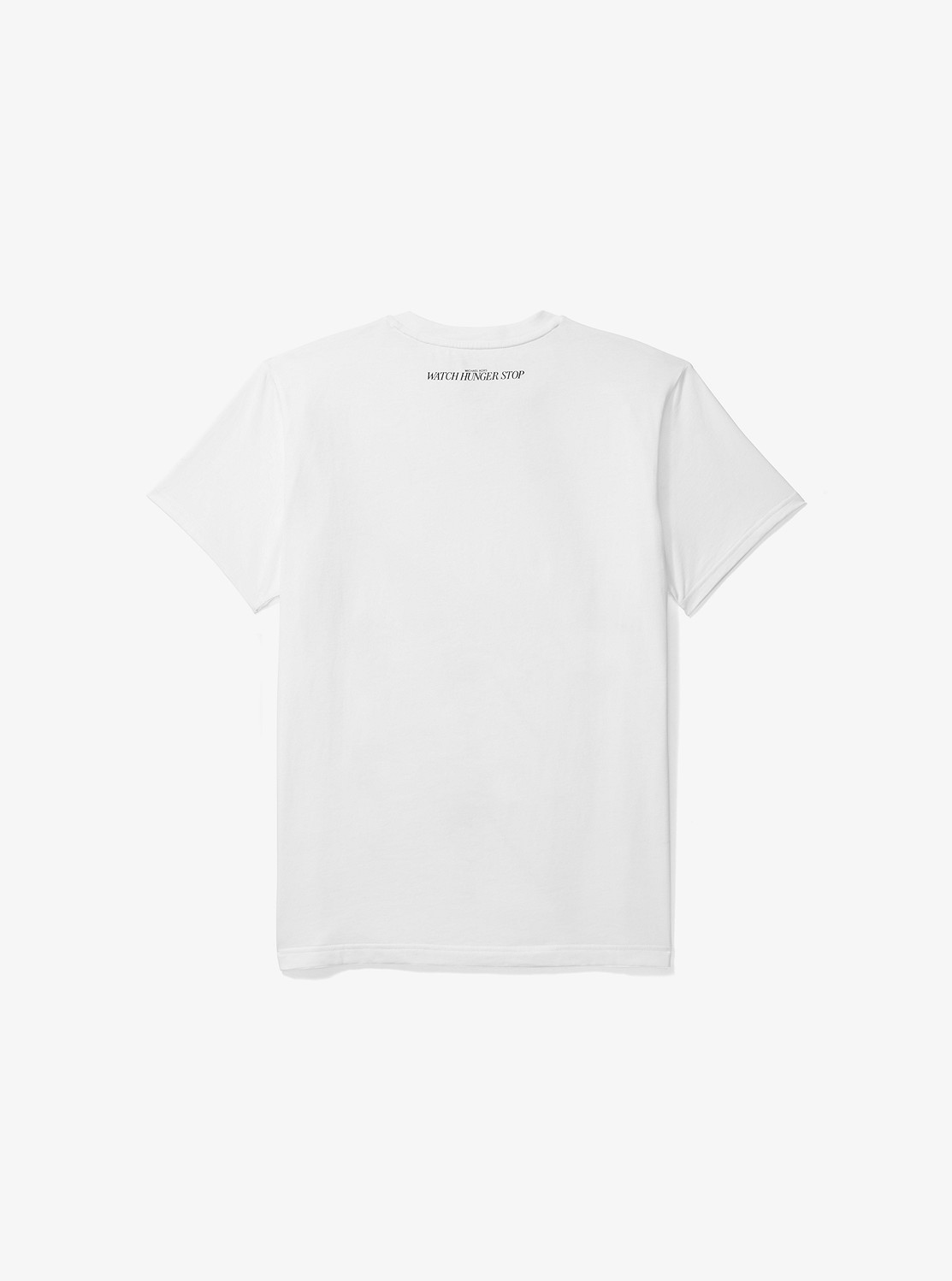 Watch Hunger Stop LOVE Tシャツ - チャリティ