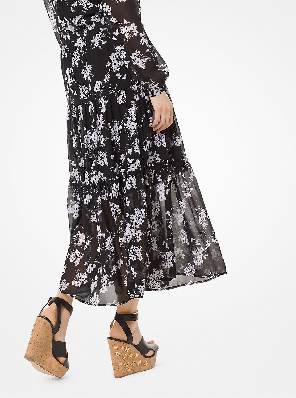 ボールド ボタニカル スカート