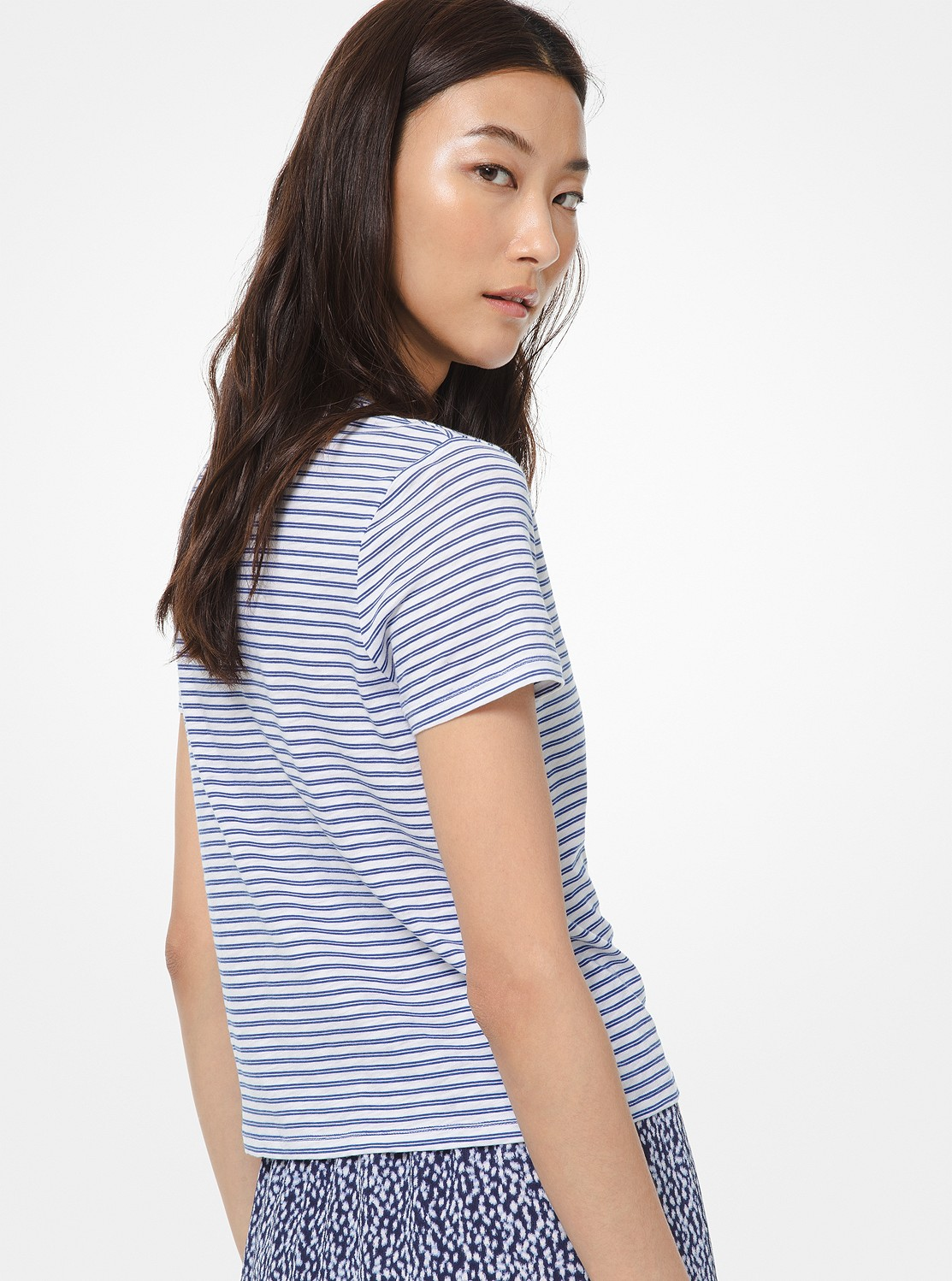 ストライプ ベビー Tシャツ
