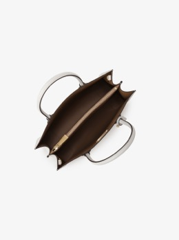 MERCER ラージ コンバーチブル トート - ポリッシュドレザー