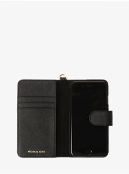 ELECTRONIC LEATHER フォリオ スマホカバー iPhone 7