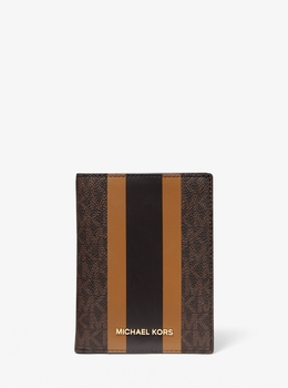 BEDFORD TRAVEL ミディアム パスポート ウォレット