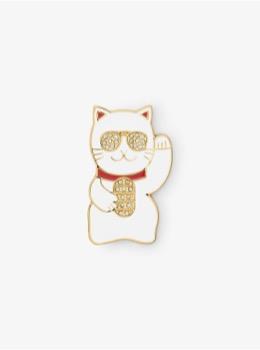 シンボルピン - WELCOME CAT