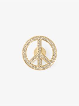 シンボルピン - PEACE SIGN