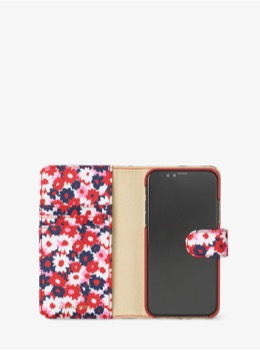 ELECTRONIC NOVELTY フォリオ スマホケース iPhone X