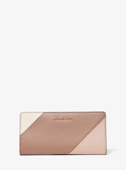 ラージ カードケース キャリーオール - カラーブロック