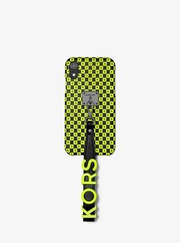フォンカバー リストストラップ - iPhone XR