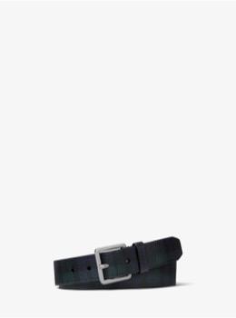 34mm スクエア バックルベルト