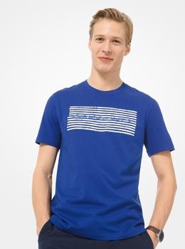 マーカー ロゴグラフィック Tシャツ