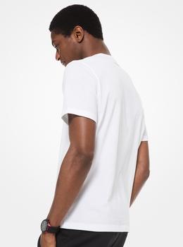 MK チャーム グラフィック Tシャツ