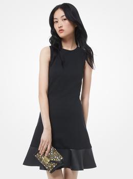 コンボ ティアード ドレス