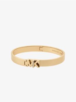 ゴールド MK バングル ブレスレット