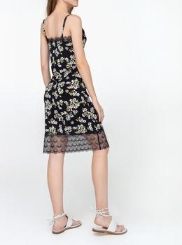 グラム ペインタリー スリップ ドレス