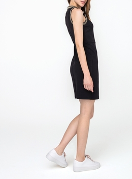 レクタングル ブラック ドレス