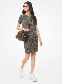 カモフラージュ スカートドレス