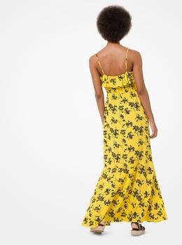 ボールド ボタニカル ドレス