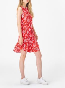 ペタニ ラッフル タンクドレス