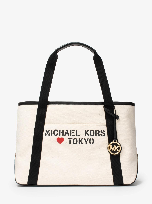 THE MICHAEL BAG ラージ トートバッグ - TOKYO