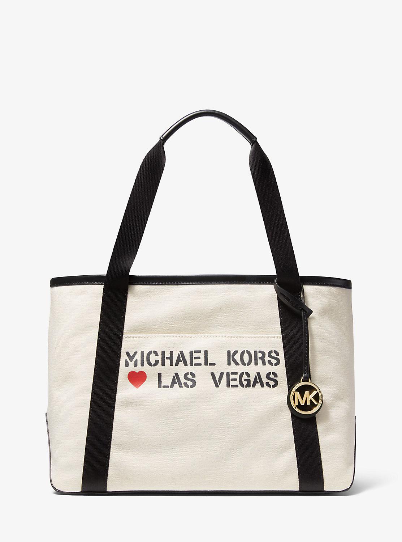 THE MICHAEL BAG ラージ トートバッグ - LAS VEGAS