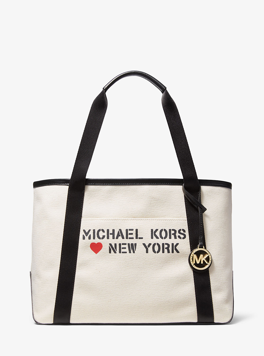 THE MICHAEL BAG ラージ トートバッグ - NEW YORK