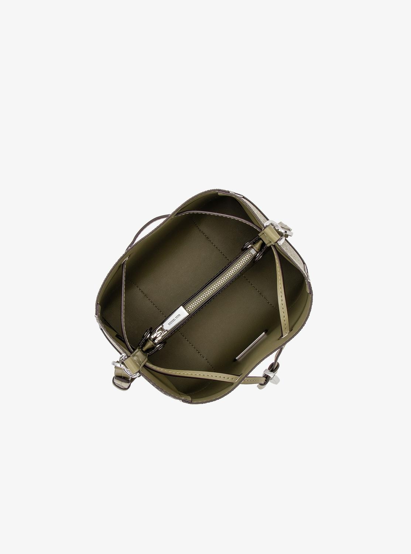 MERCER GALLERY スモール コンバーチブル バケット ショルダー - MKシグネチャー