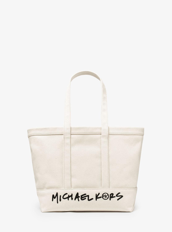 THE MICHAEL BAG キャンバストート ラージ