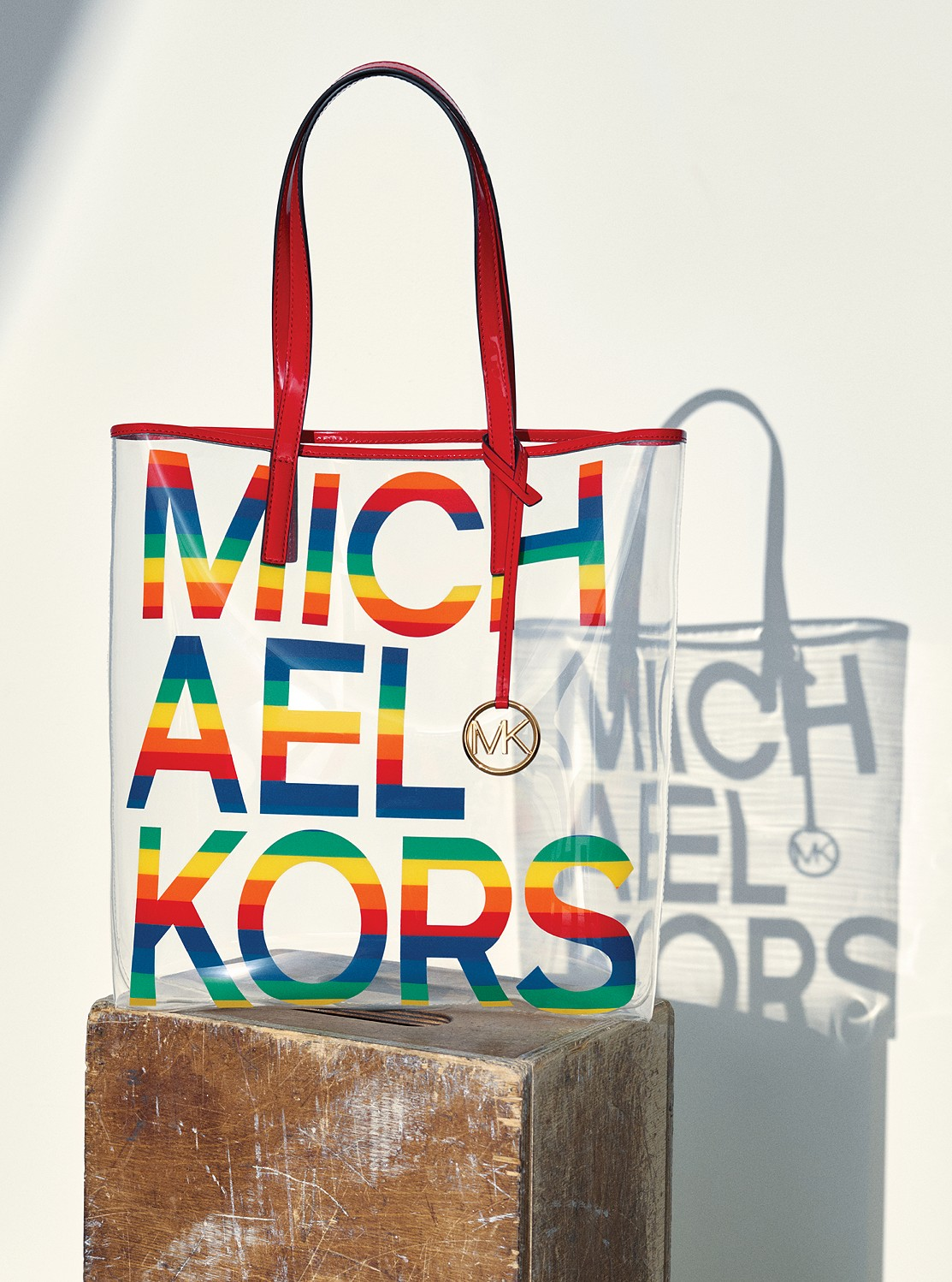 THE MICHAEL BAG ラージ トート