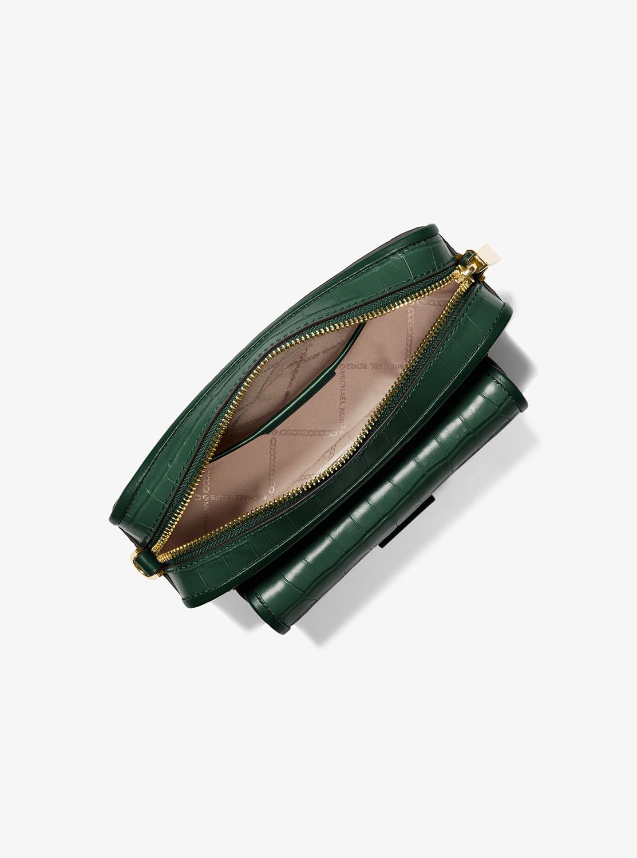 BRADSHAW ポケット カメラ クロスボディ ミディアム - クロコダイル柄