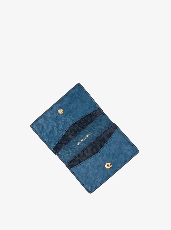 JET SET スモール フラップ カードケース