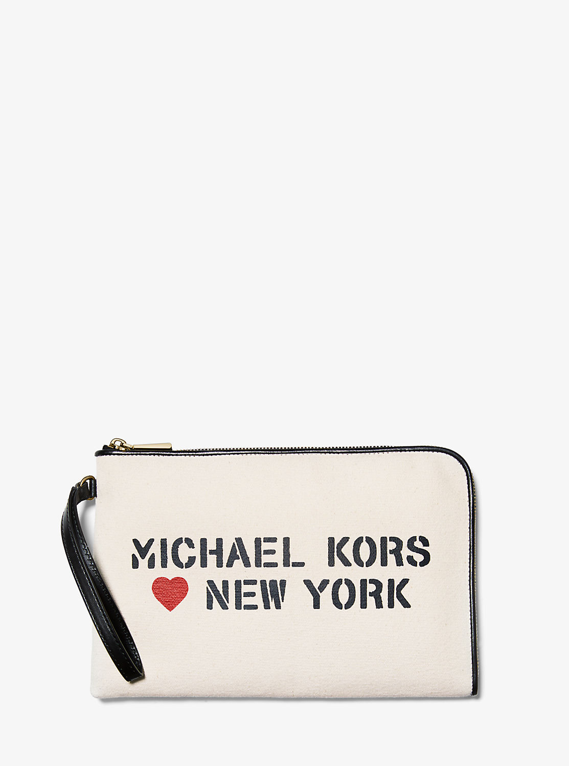 THE MICHAEL BAG ミディアム ポーチ - NEW YORK