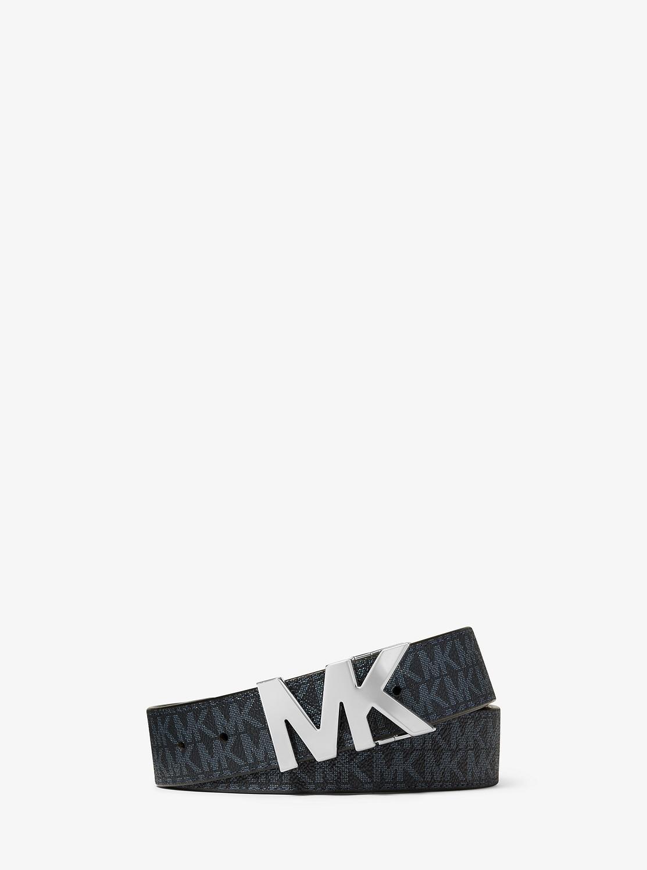 MKシグネチャー リバーシブルベルト 34mm