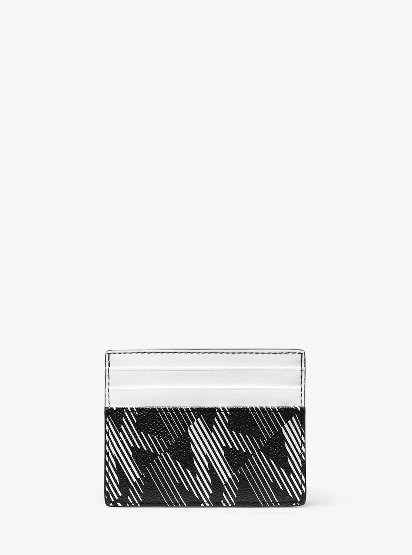 BROOKLYN ロゴ トール カードケース