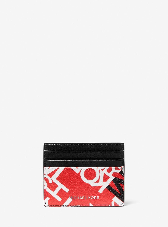 HUDSON トール カードケース - KORSロゴ
