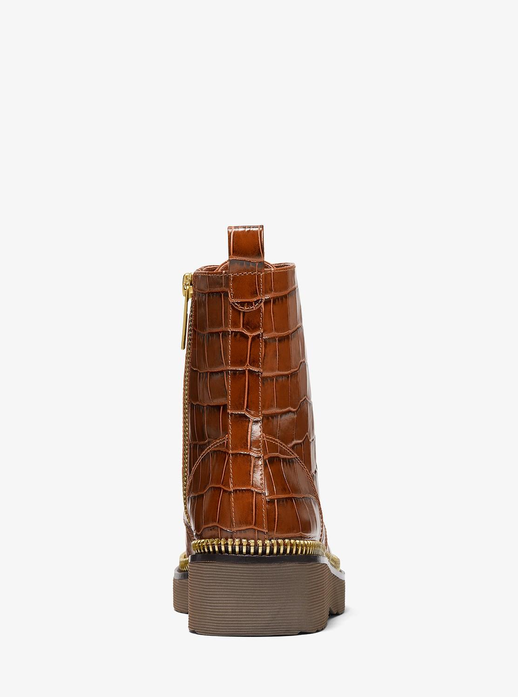 HASKELL ブーツ - クロコダイル