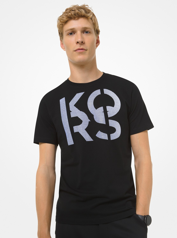 3D KORSロゴ Tシャツ