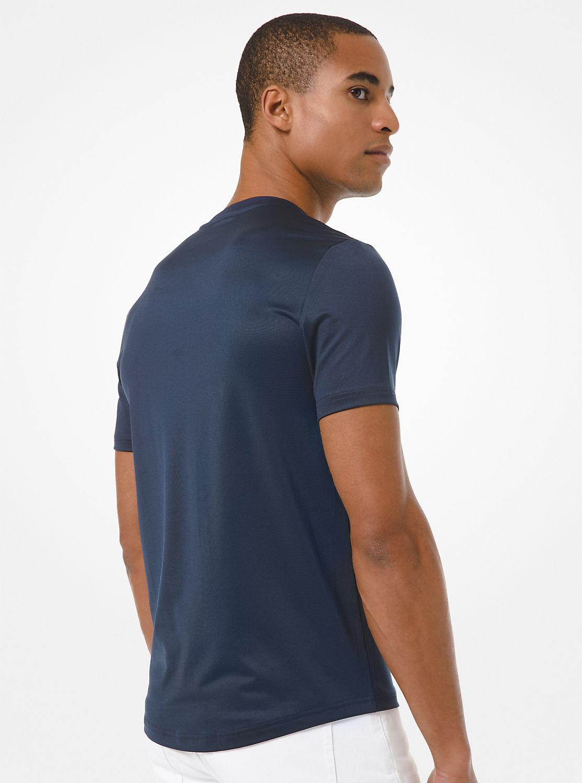 KORS × TECH グラフィック Tシャツ