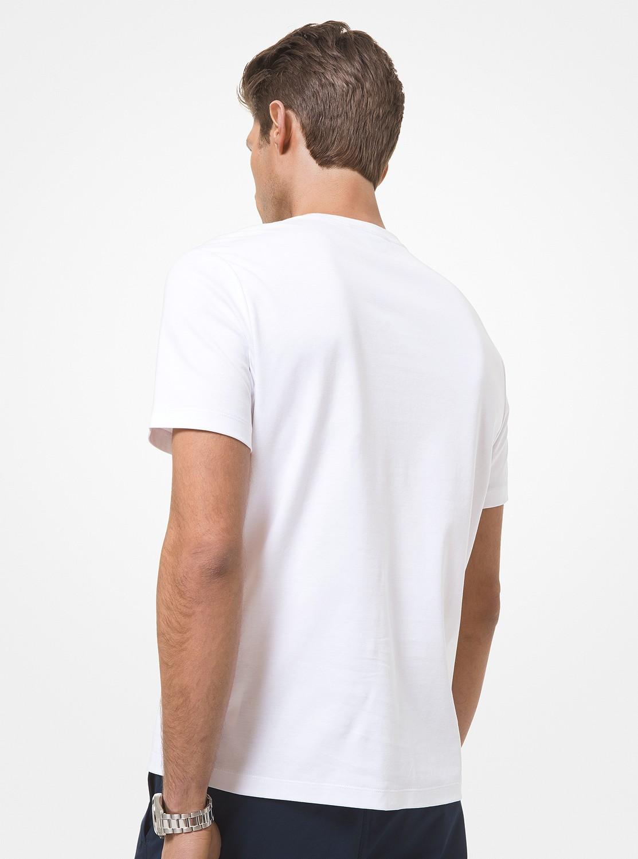 ロゴポケットTシャツ